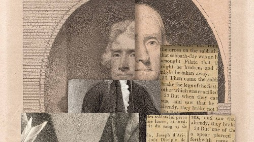 What Thomas Jefferson Could Never Understand About Jesus
