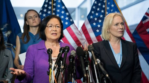 Why Senator Mazie Hirono Asked a Crucial Question at the Kavanaugh Hearing