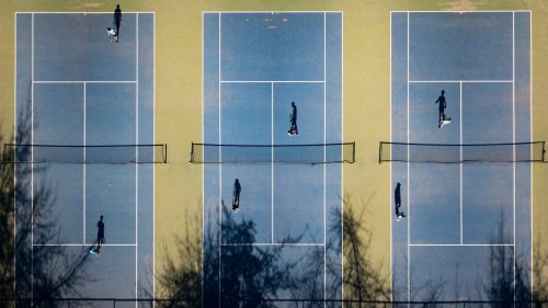 Sunday Reading: The Extraordinary Game of Tennis