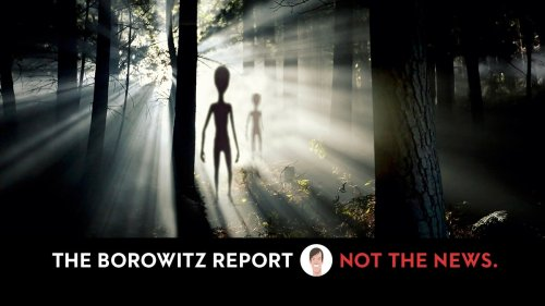 Aliens Issue Statement Asserting That Sex with Them Does Not Spread the Coronavirus