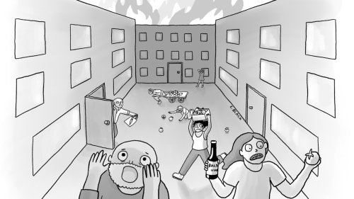 Daily Cartoon: Monday, August 2nd