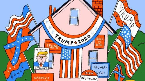 A Trump Tableau