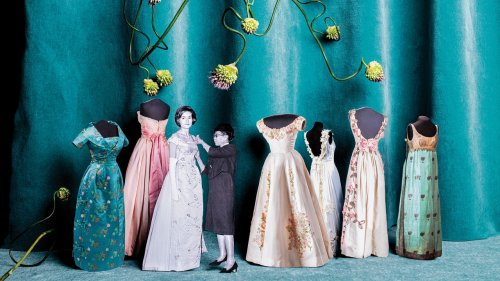 Ann Lowe's Barrier-Breaking Mid-Century Couture