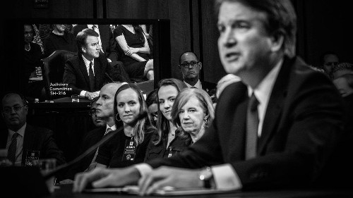 After the Kavanaugh Allegations, Republicans Offer a Shocking Defense: Sexual Assault Isn't a Big Deal