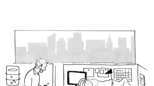 Daily Cartoon: Tuesday, October 19th