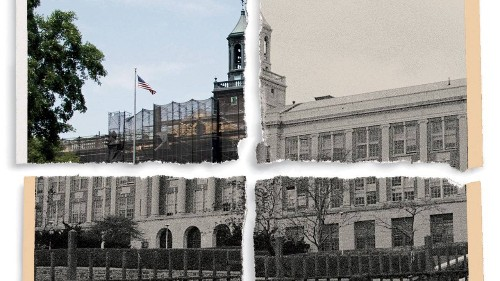 The Life and Death of Jamaica High School