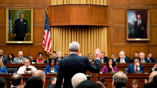 The Unsurprising Recalcitrance of Robert Mueller During His Testimony