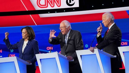 Impeachment Consensus Makes the Democratic-Debate Stage