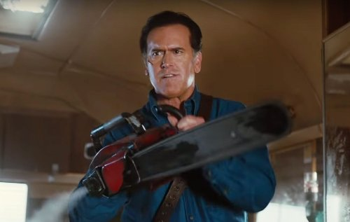 Groovy! Bruce Campbell coming to CNY drive-in for 'The Evil Dead' movie screening