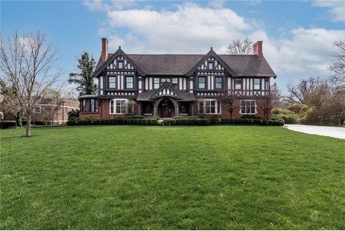 Must-see Upstate NY home: Mansion condo with private elevator, rooftop terrace