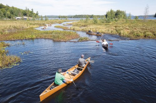 Safe Travels: Paddling through the Adirondacks on the Northern Forest Canoe Trail