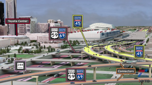 Feds Halt Houston Freeway Widening Project, and May Pause More