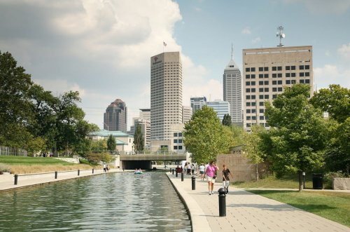 How $500 Million Turned Car-Centric Indianapolis Into a More Walkable City
