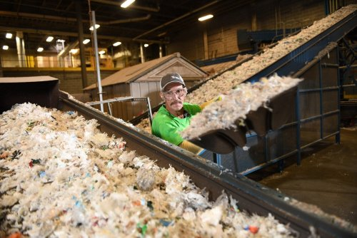 A Lumber Shortage Puts Demand and Prices for Plastics at an All-Time High. Is It Sustainable?
