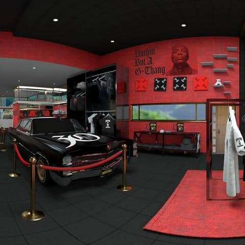 Death Row Records Launches 'Death Row Experience' – A Virtual Museum Celebrating Its 30th Anniversary