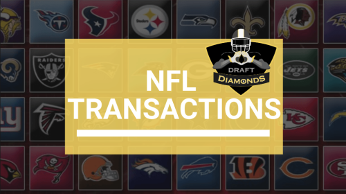 NFL Transactions for May 6, 2021 | Free Agent Signings, Roster Cuts, and Workouts