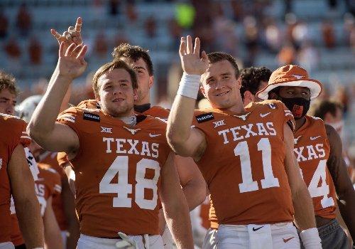 Texas LB Jake Ehlinger, younger brother of Colts draft pick Sam Ehlinger, found dead at 20