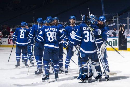 Toronto Maple Leafs seeking a forward