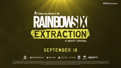 Rainbow Six Extraction Launches September 16