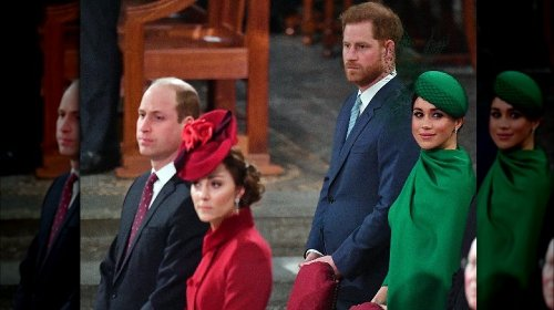 This is why Meghan and Harry were apparently jealous of William and Kate
