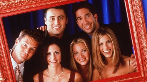 The Cast Of Friends Before The Fame