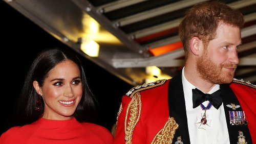 Inside Prince Harry and Meghan Markle's new life