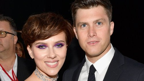 Everything We Know About Scarlett Johansson And Colin Jost's Relationship