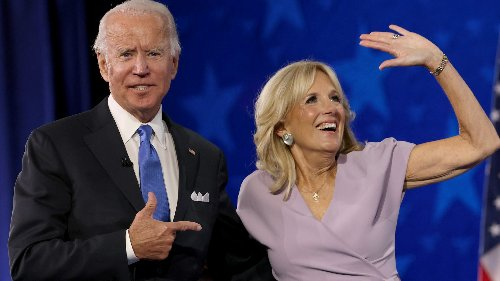 This Is How Jill And Joe Biden Met