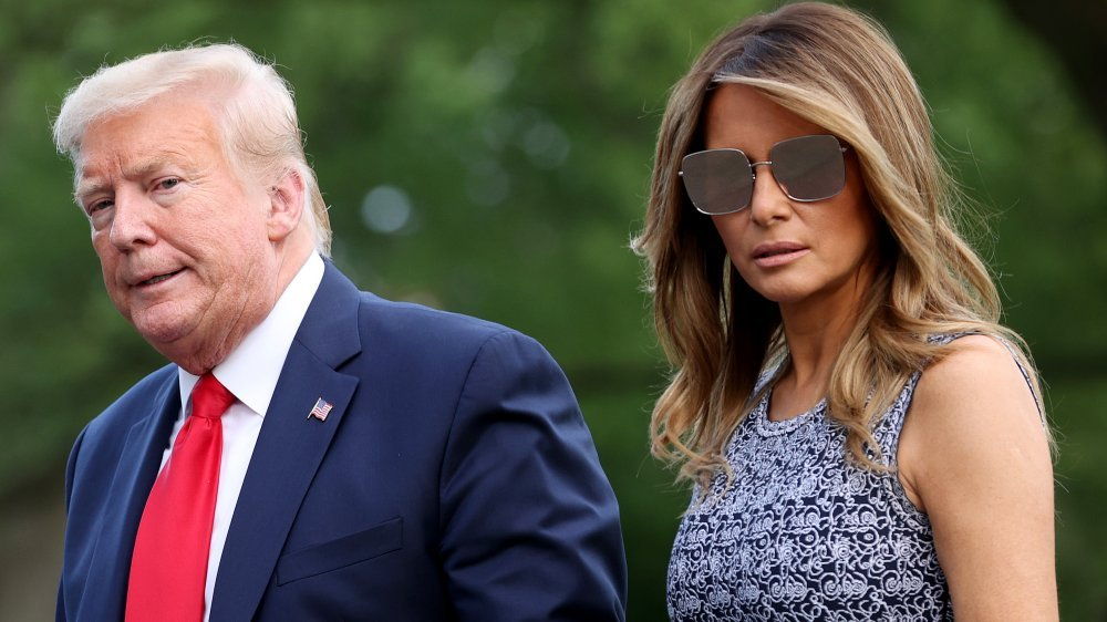 This Is How Melania Trump Really Feels About Her Husband