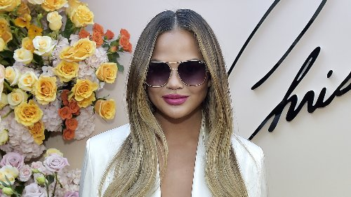 What Chrissy Teigen Struggles With In Motherhood