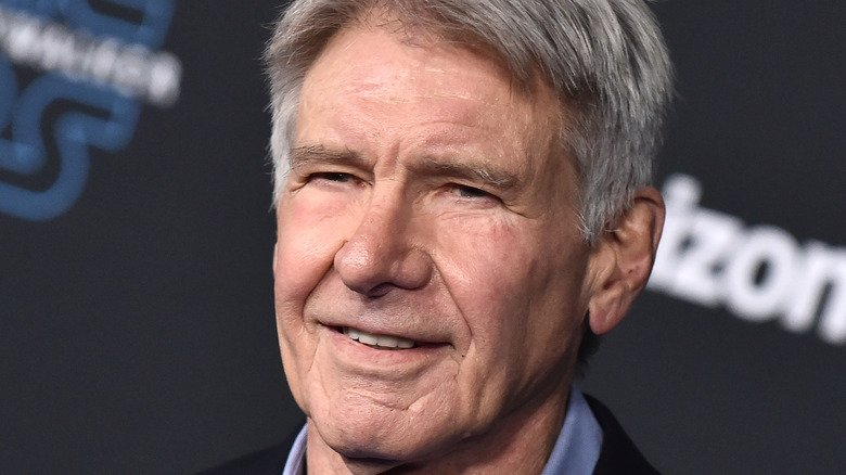 The Truth About Harrison Ford And Calista Flockhart