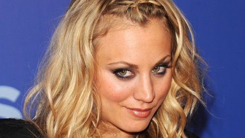 Times Kaley Cuoco Aired Her Dirty Laundry
