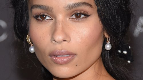 The Strange Encounter Zoe Kravitz Once Had With Lily Allen