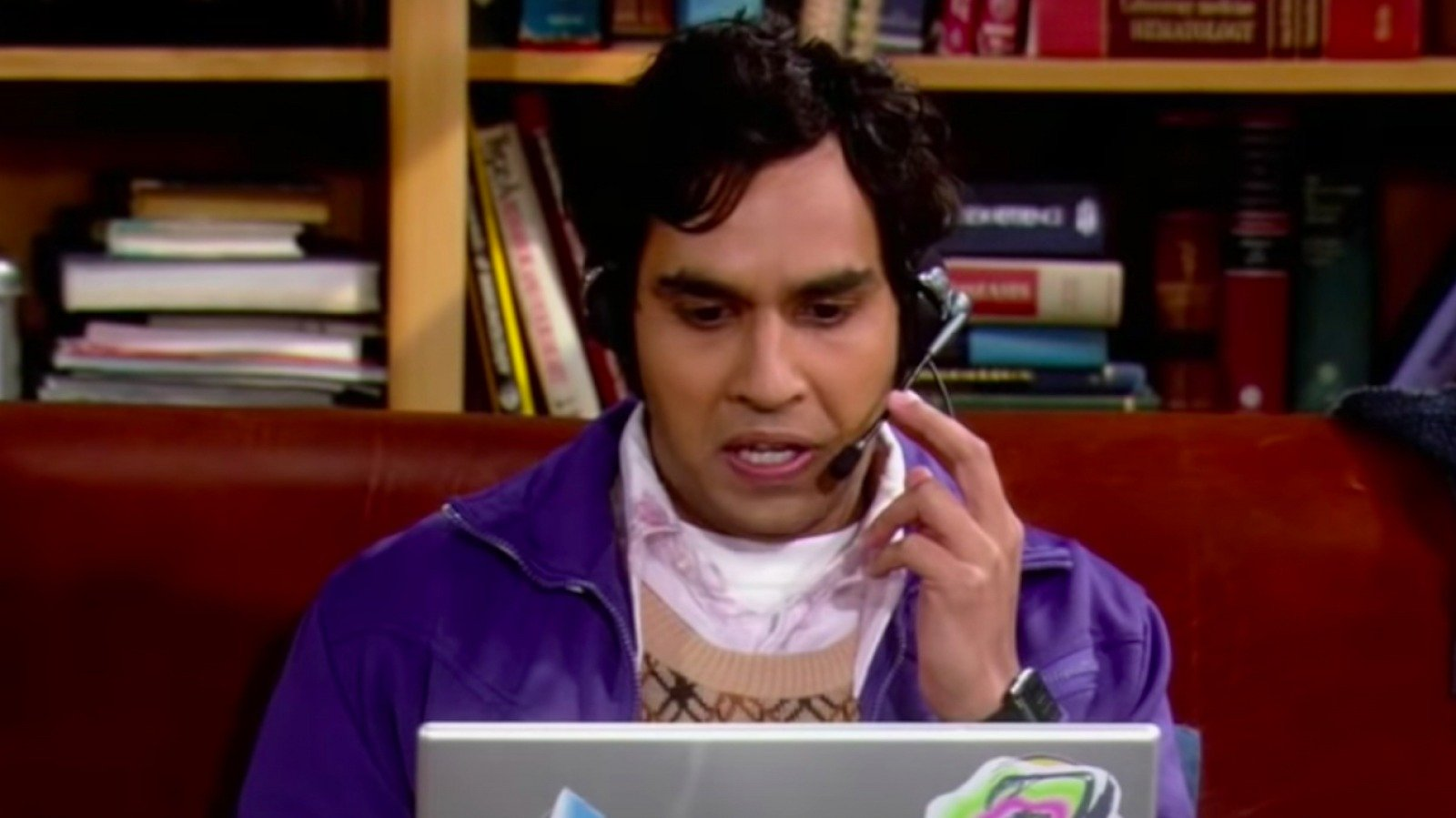 Raj From The Big Bang Theory Is Gorgeous In Real Life