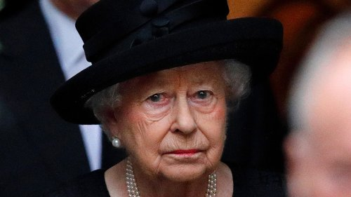 The Queen's Outfit At Prince Philip's Funeral Explained