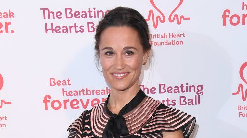 The field Pippa Middleton worked in before she got famous