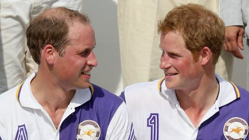 The Truth Behind Prince William And Prince Harry's Feud