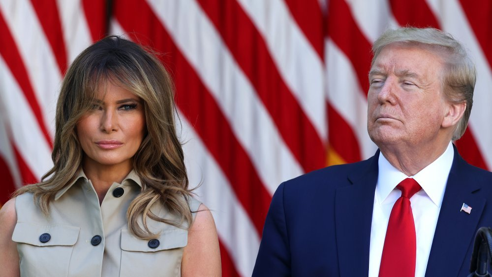 The Real Reason Donald Trump And Melania Sleep In Separate Bedrooms