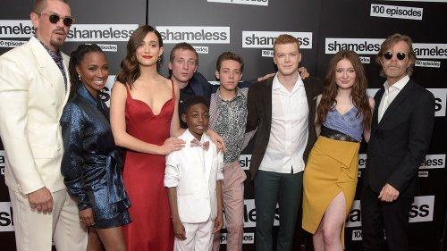 The real life partners of the Shameless cast