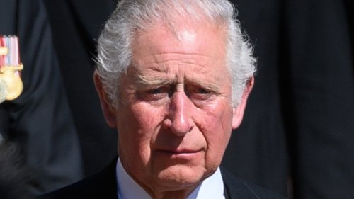 Prince Charles' Body Language At Philip's Funeral Speaks Volumes About Their Relationship