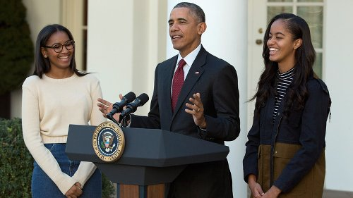 Inappropriate Outfits The Obama Sisters Have Been Caught Wearing