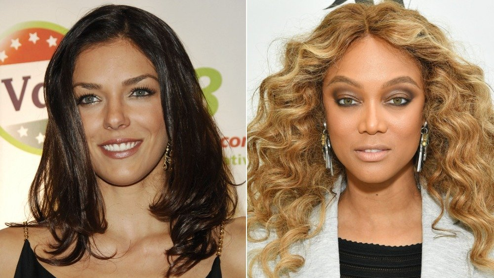 Inside ANTM Winner Adrianne Curry's Feud With Tyra Banks
