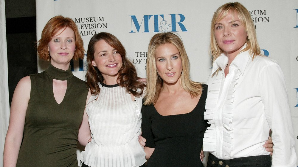 The Real-Life Partners Of The Sex And The City Cast