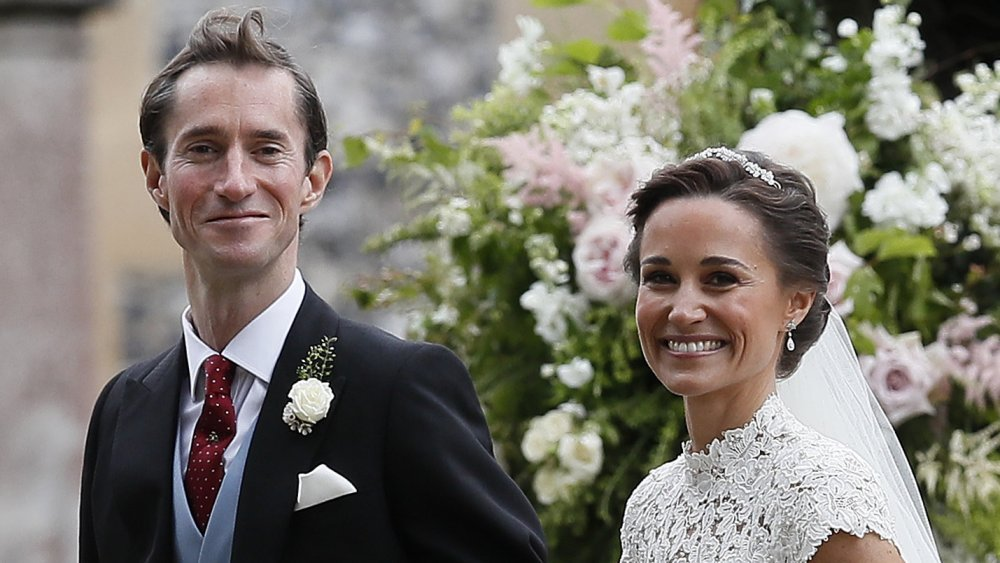 Strange Things About Pippa Middleton's Marriage