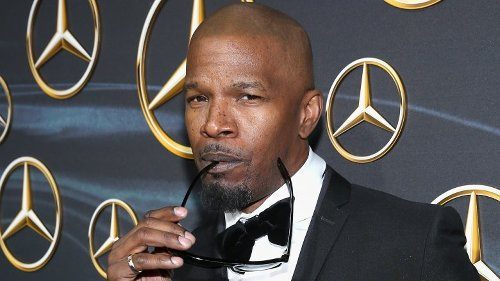 The Real Reason We Don't Hear From Jamie Foxx Anymore