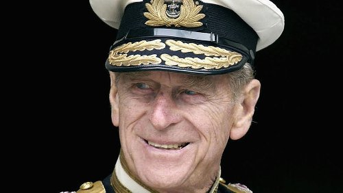 The Significance Of The Flag Adorning Prince Philip's Casket