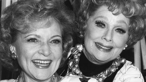 The Truth About Betty White And Lucille Ball's Friendship