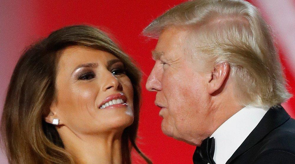 Donald And Melania Trump's Most Cringe-Worthy Moments