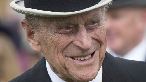 The Real Reason Prince Philip Refused To Get Involved In Harry And Meghan's Drama