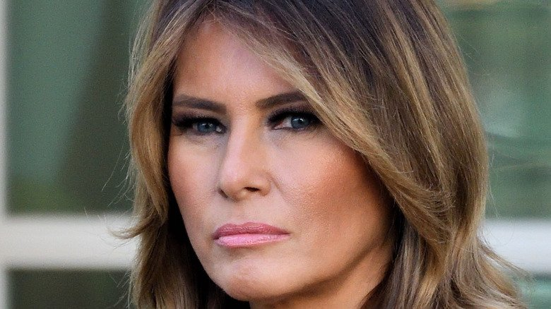 Here's Why Some People Think Melania Trump May Divorce Donald